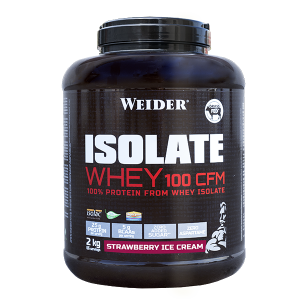 CFM Isolate 2kg WEIDER® Canary Sport